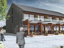 Již je zahájena také stavba hotelu s restaurací v Horních Jirčanech u Prahy