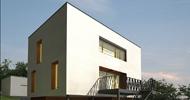 Novostavba rodinného domu v Semilech
